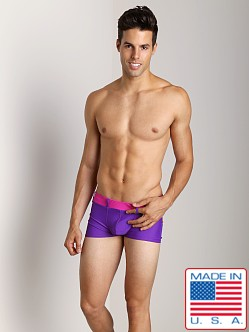 Go Softwear Milos Square-Cut Purple/Fuchsia
