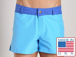 Go Softwear Cabrillo Board Short Turquoise/Royal