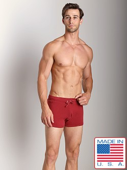 Go Softwear 100% Cotton Hiker Short Cardinal