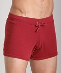 Go Softwear 100% Cotton Hiker Short Cardinal, view 3