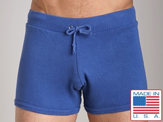 Go Softwear 100% Cotton Hiker Short Cadet Blue