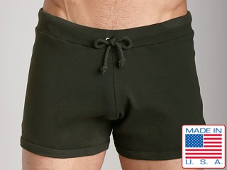 Go Softwear 100% Cotton Hiker Short Olive