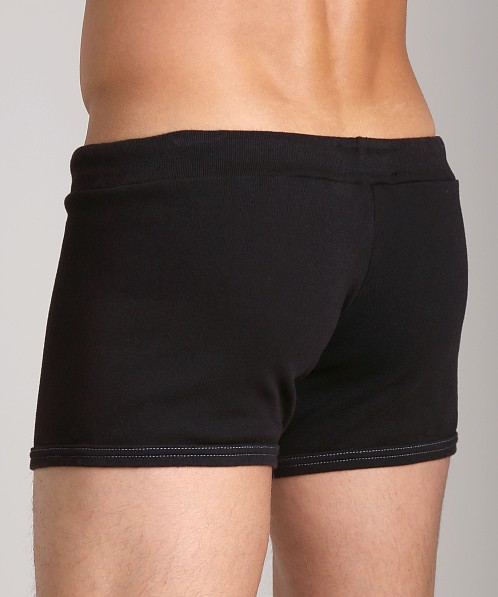 Go Softwear 100% Cotton Hiker Short Black
