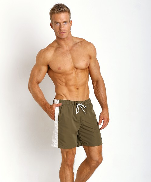 G-Star Vinvis Atlantic Beach Shorts Kelly