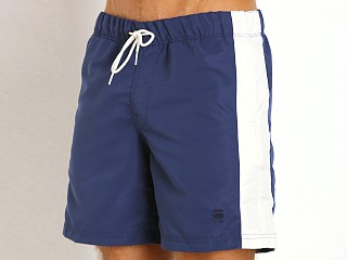 G-Star Vinvis Atlantic Beach Shorts Ballpen Blue