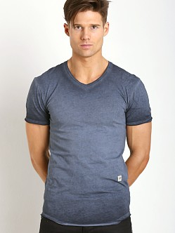 G-Star Neigan Relaxed V-Neck Shirt Indigo