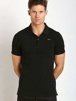 G-Star Nuelik Pique Polo Shirt Black