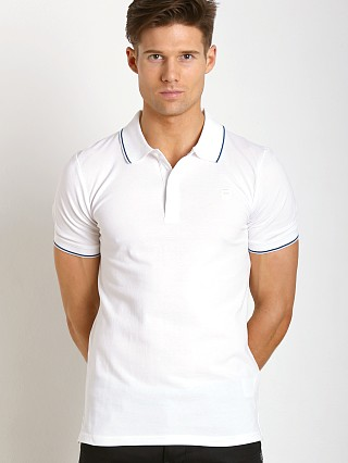 G-Star Neigan Polo Shirt White