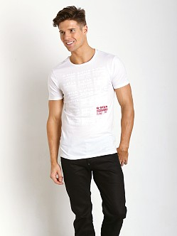 G-Star Ritzien T-Shirt White