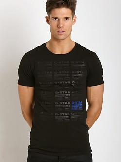 G-Star Ritzien T-Shirt Black