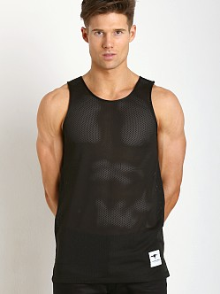 G-Star Vindal Kobe Mesh Tank Top Black