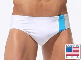 Rufskin Calicotton Morango Euro Brief White