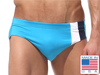 Rufskin Calicotton Morango Euro Brief Turquoise