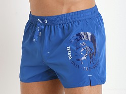 Diesel Coralrif Swim Shorts Royal Blue