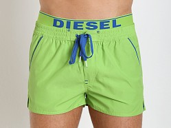 Diesel Barrely Swim Shorts Lime Green