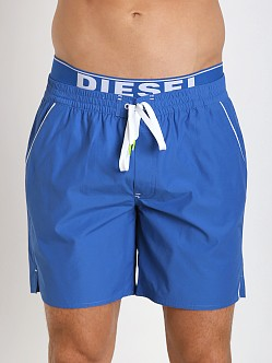 Diesel Dolphin Swim Boxer Royal Blue