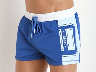 Diesel Coralrif-E Swim Shorts Royal Blue