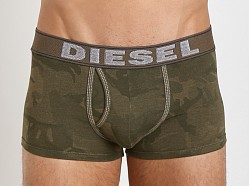 Diesel Camo Divine Boxer Olive Green