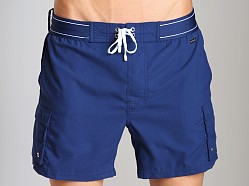 2xist Camper Swim Shorts Estate Blue