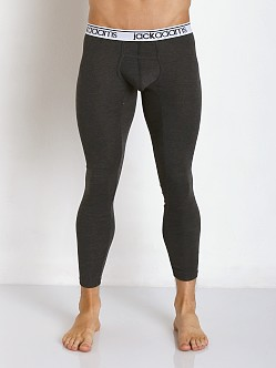Jack Adams Contour Pouch Long Johns Black
