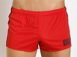 Jack Adams Union Short Red/Black