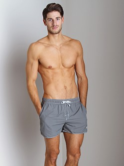 Hugo Boss Lobster Swim Shorts Grey