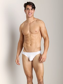 Mckillop Elevate Modal Butt Lift Brief White