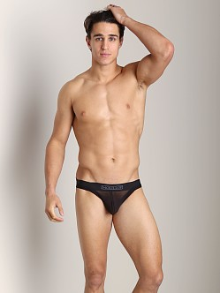 Mckillop Elevate Mesh Butt Lift T-Bar Jock Black