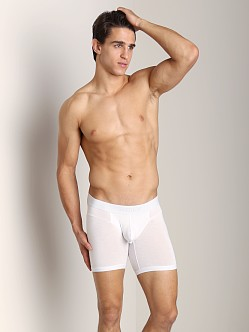 Mckillop Modal Daily Freedom Long Boxer White