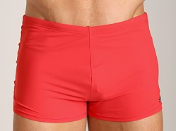 Hugo Boss Oyster Swim Trunk Red
