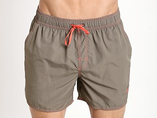 Hugo Boss Lobster Swim Shorts Taupe