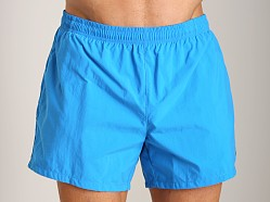 Hugo Boss Octopus Swim Shorts Blue