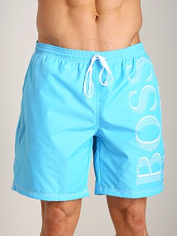 Hugo Boss Killifish Swimsuit Turquoise