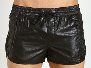 Diesel Reef-30 Swim Shorts Shiny Black