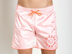 Diesel Mark Neon Shorts Salmon Pink