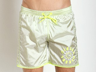 Diesel Mark Neon Shorts Neon Green