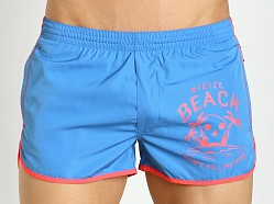 Diesel Reef Swim Shorts Aqua