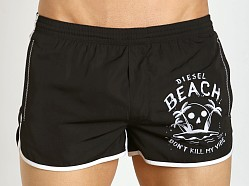 Diesel Reef Swim Shorts Black