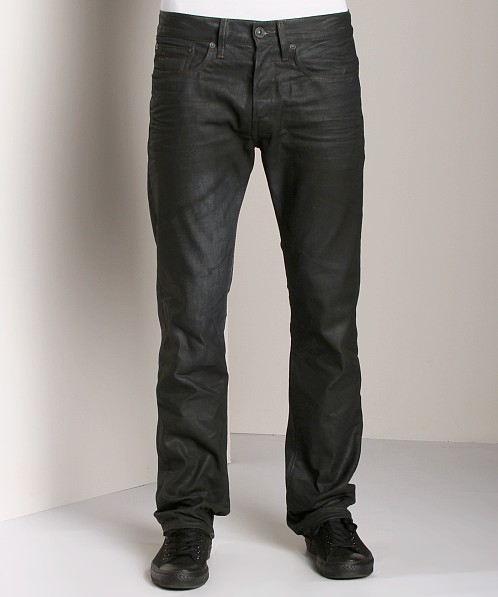 G-Star 3301 Straight Jeans Flint Denim
