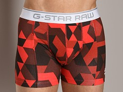 G-Star Arctic Boxer Oil Red