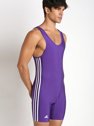 You may also like: Adidas 3 Stripe Wrestling Singlet Purple/White