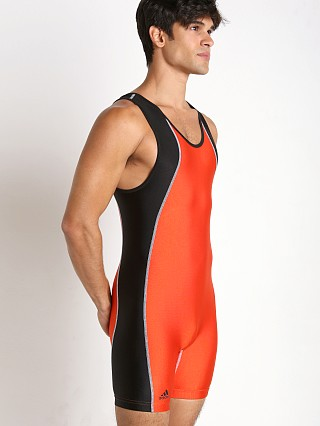 Adidas Side Panel Singlet Orange/Black