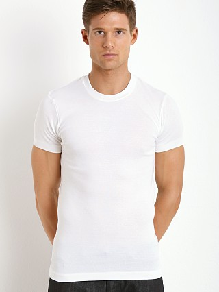 Complete the look: 2xist Pima Crew Neck T-Shirt White
