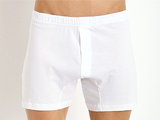 You may also like: 2xist Pima Knit Boxer White