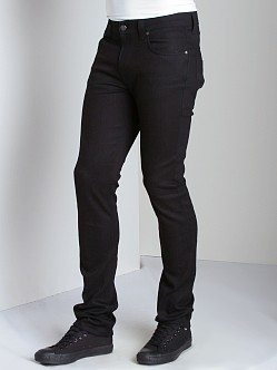 Nudie Jeans Thin Finn Org Black Ring