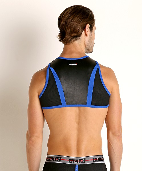 Cell Block 13 Moto X Harness Blue