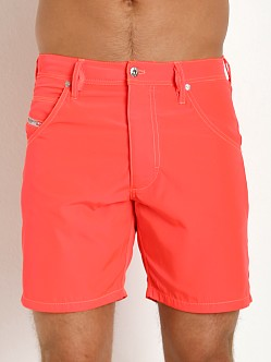 Diesel Kroobeach Board Shorts Bright Pink