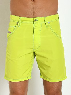 Diesel Kroobeach Board Shorts Apple Green