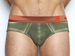 C-IN2 Scuff Low No Show Brief Arbor