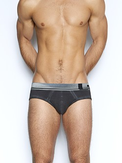 C-IN2 Scuff Low No Show Brief Black